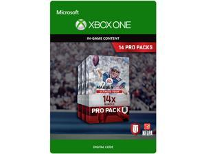 Madden NFL 17: 14 Pro Pack Bundle Xbox One [Digital Code]
