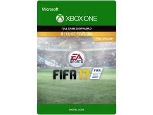 FIFA 17 Deluxe Edition Xbox One [Digital Code]