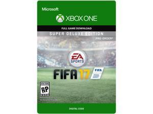 FIFA 17 Super Deluxe Edition Xbox One [Digital Code]