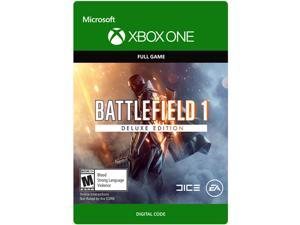 Battlefield 1: Deluxe Edition Xbox One [Digital Code]