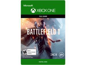 Battlefield 1: Standard Edition Xbox One [Digital Code]