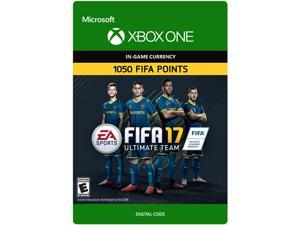 FIFA 17 Ultimate Team FIFA Points 1050 Xbox One [Digital Code]