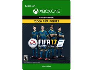 FIFA 17 Ultimate Team FIFA Points 12000 Xbox One [Digital Code]