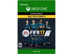 FIFA 17 Ultimate Team FIFA Points 500 Xbox One [Digital Code]