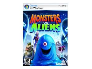 Monsters Vs Aliens PC Game
