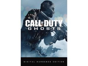 Call of Duty: Ghosts Digital Hardened Edition [Online Game Code]