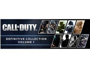 Call of Duty Definitive Collection - Volume 1 [Online Game Code]