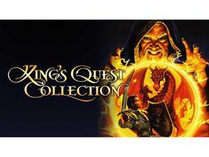 King's Quest Collection [Online Game Code]