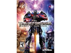 Transformers: Rise of the Dark Spark [Online Game Code]