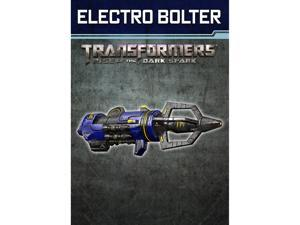Transformers: Rise of the Dark Spark - Electro Bolter Weapons [Online Game Code]