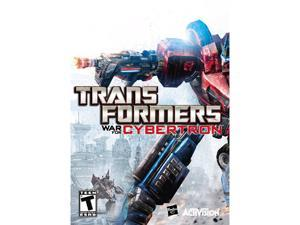 Transformers: War for Cybertron [Online Game Code]