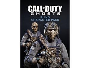 Call of Duty: Ghosts - Bling Character Pack [Online Game Code]
