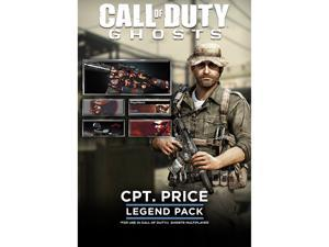 Call of Duty: Ghosts - Legend Pack - CPT Price [Online Game Code]