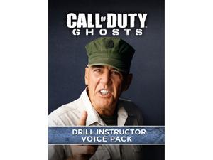 Call of Duty: Ghosts - Drill Instructor [Online Game Code]