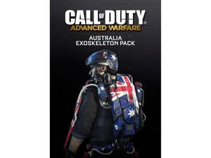 Call of Duty: Advanced Warfare - Australia Exoskeleton Pack [Online Game Code]