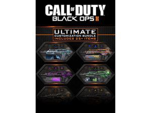 Call of Duty: Black Ops II Ultimate Customization Bundle [Online Game Code]