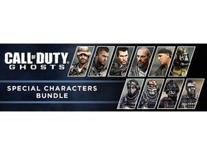 Call of Duty: Ghosts Character Bundle [Online Game Code]