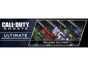 Call of Duty: Ghosts Ultimate Personalization Pack Bundle [Online Game Code]
