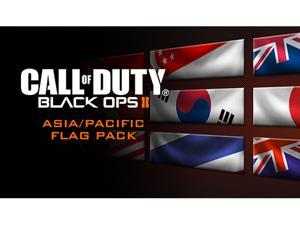 Call of Duty: Black Ops II Asia Flags of the World Calling Card Pack [Online Game Code]