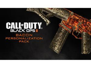 Call of Duty: Black Ops II Bacon Personalization Pack [Online Game Code]