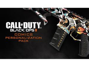 Call of Duty: Black Ops II Comics Pack [Online Game Code]
