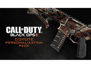 Call of Duty: Black Ops II Coyote Personalization Pack [Online Game Code]