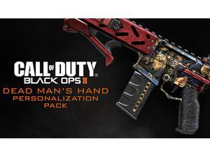 Call of Duty: Black Ops II Dead Man's Hand Pack [Online Game Code]