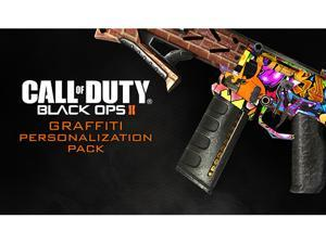 Call of Duty: Black Ops II Graffiti Personalization Pack [Online Game Code]