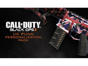 Call of Duty: Black Ops II UK Punk Pack [Online Game Code]