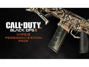 Call of Duty: Black Ops II Viper Personalization Pack [Online Game Code]