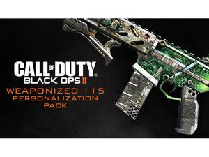 Call of Duty: Black Ops II Weaponized 115 Pack [Online Game Code]