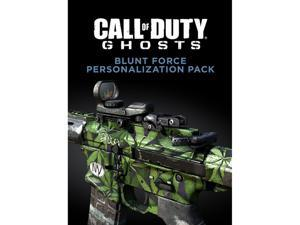 Call of Duty: Ghosts - Blunt Force Persionlization Pack [Online Game Code]