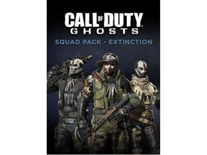 Call of Duty: Ghosts - Squad Pack - Extinction [Online Game Code]