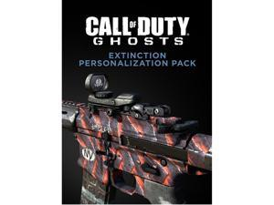 Call of Duty: Ghosts - Extinction Personlization Pack [Online Game Code]