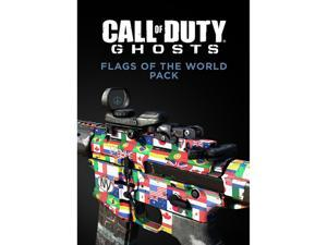 Call of Duty: Ghosts - Flags of the World Pack [Online Game Code]