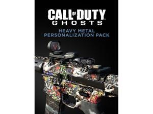 Call of Duty: Ghosts - Heavy Metal Pack [Online Game Code]