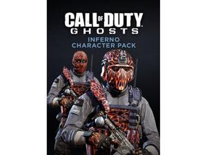 Call of Duty: Ghosts - Inferno Character Pack [Online Game Code]