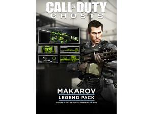Call of Duty: Ghosts - Legend Pack - Makarov [Online Game Code]