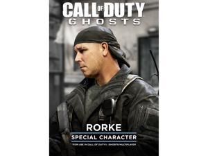 Call of Duty: Ghosts - Rorke Special Character [Online Game Code]