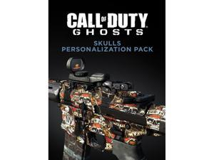 Call of Duty: Ghosts - Skulls Pack [Online Game Code]