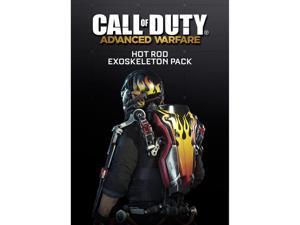 Call of Duty: Advanced Warfare - Hot Rod Exoskeleton Pack [Online Game Code]