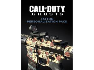 Call of Duty: Ghosts - Tattoo Pack [Online Game Code]