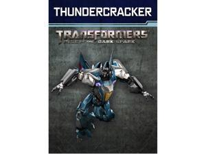 Transformers: Rise of the Dark Spark - Thundercracker Character [Online Game Code]
