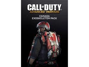 Call of Duty: Advanced Warfare - Canada Exoskeleton Pack [Online Game Code]