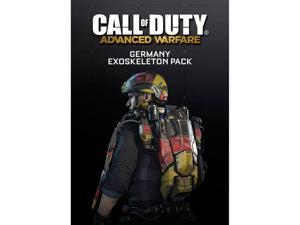 Call of Duty: Advanced Warfare - Germany Exoskeleton Pack [Online Game Code]