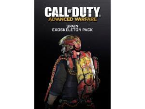 Call of Duty: Advanced Warfare - Spain Exoskeleton Pack [Online Game Code]