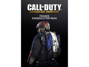 Call of Duty: Advanced Warfare - France Exoskeleton Pack [Online Game Code]