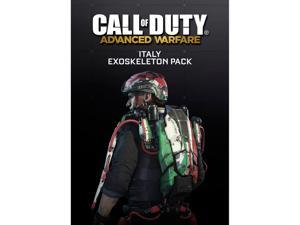 Call of Duty: Advanced Warfare - Italy Exoskeleton Pack [Online Game Code]