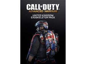 Call of Duty: Advanced Warfare - United Kingdom Exoskeleton Pack [Online Game Code]