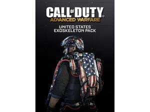 Call of Duty: Advanced Warfare - United States Exoskeleton Pack [Online Game Code]